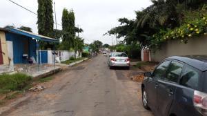 Unsere Straße ohne Namen