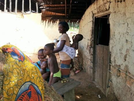 Frauen im Dorf1